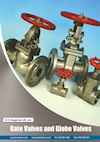 Stainless Steel Gate Valves and Globe Valves