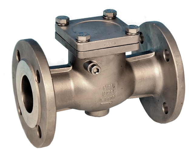 Swing Pattern Check Valve Flanged ANSI 150 ETG-CK150