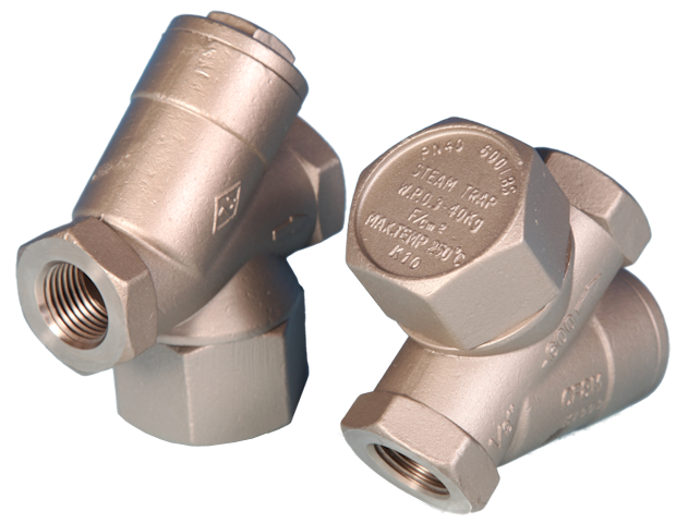 Stainless Steel Thermo-Dynamic Steam Trap Fig ETG TL-63SS