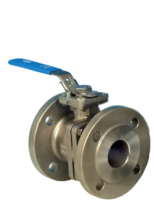 Stainless Steel Flanged Full Bore Actuated Ball Valve ANSI 150lb End Connections