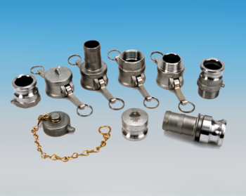 Stainless Steel Cam and Groove Fittings