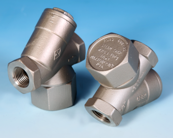 Stainless Steel Thermo-Dynamic Steam Trap