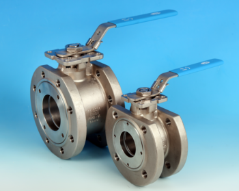 Stainless Steel Wafer Pattern Flanged DIN PN16/40 Ball Valve NTC KV-L7K/7N