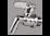 Stainless Steel Drain Tap ETG DV-1