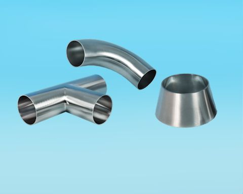 stainless steel Bends, Tees and Reducers