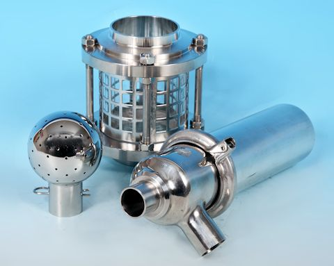 stainless steel Other Miscellaneous Hygienic Valves